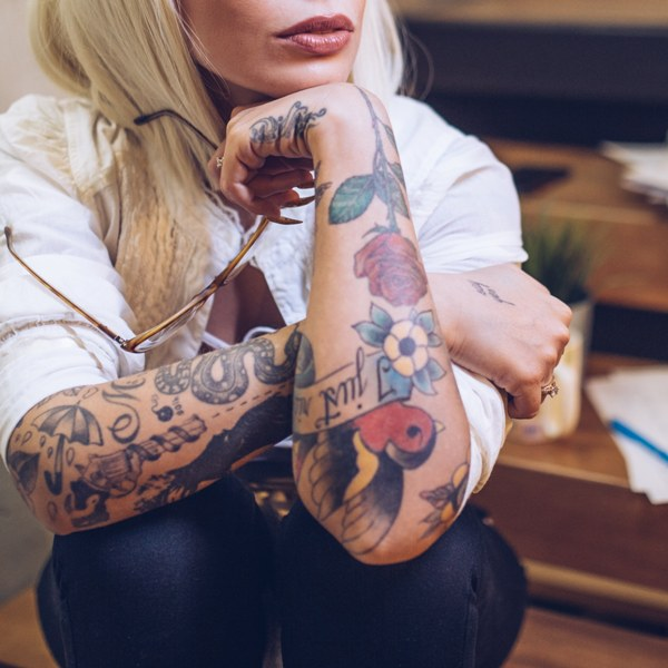 Tattoos Everything from History to Now